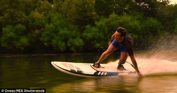 Onean's electric boards allow you to surf without making waves and in absence of tides-3