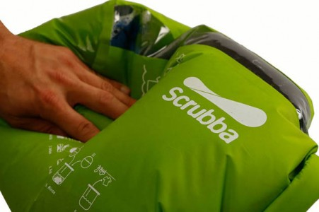 Scrubba: A Portable Washing Machine For Backpackers-8