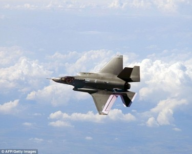 See The Devastating Machine Gun Of F-35 Fighter Fire At 3,000 Bullets Per Minute-2