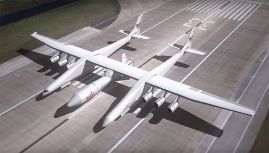 Stratolaunch: World's Largest Aircraft Would Soon Launch Satellites In Space-