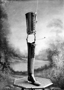 These Ingenious prostheses From 19th century helped 15,000 People Regain Mobility-5