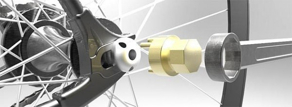 This Virtually 'Unstealable Bike' Does Not Require External Lock-2