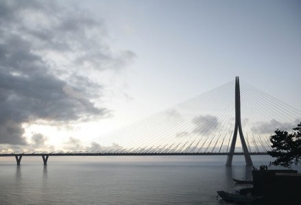 World's Largest Asymmetrical Single Tower Suspension Bridge To Be made In Taipei, Taiwan-2