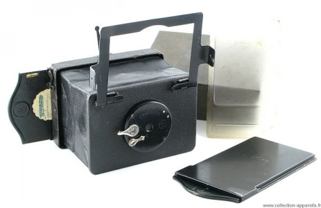 Ernemann Liliput-30 Super Cool Vintage Cameras would Make You Regret Not Being Born Earlier -20