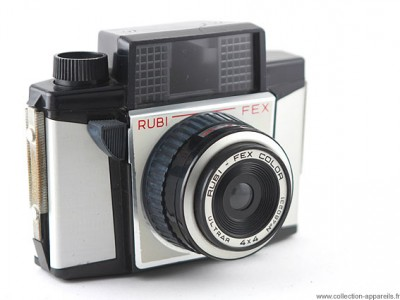 Rubi Fex-30 Super Cool Vintage Cameras would Make You Regret Not Being Born Earlier -25