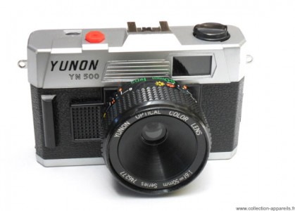 Optical Yunon YN 500-30 Super Cool Vintage Cameras would Make You Regret Not Being Born Earlier -29