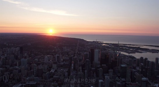Discover The Sublime Skyline And Skyscrapers Of Toronto From Air-16