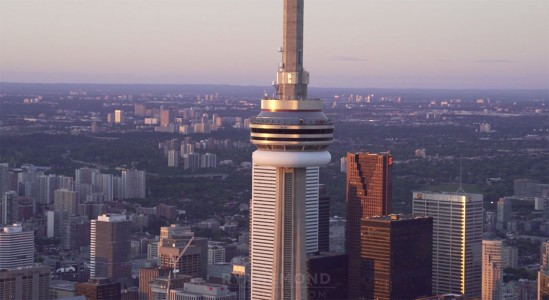 Discover The Sublime Skyline And Skyscrapers Of Toronto From Air-4