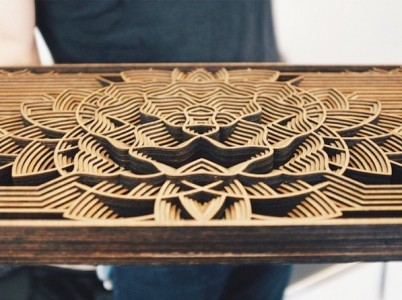 Discover Wooden Art Works Of Astonishing Precision Made Using Laser-3