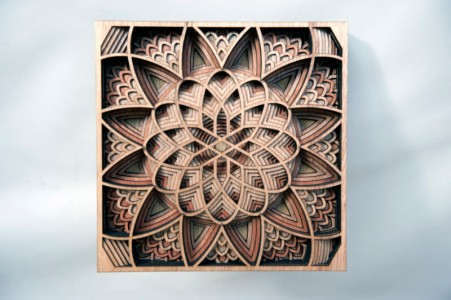 Discover Wooden Art Works Of Astonishing Precision Made Using Laser-4