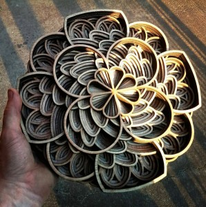Discover Wooden Art Works Of Astonishing Precision Made Using Laser-6