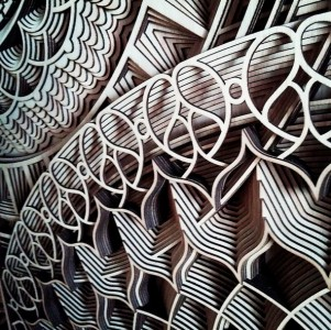 Discover Wooden Art Works Of Astonishing Precision Made Using Laser-8