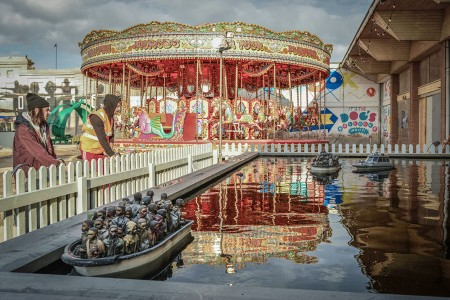 Dismaland- A Disneyland Like Park That Mocks The Decadence Of Our Society-1