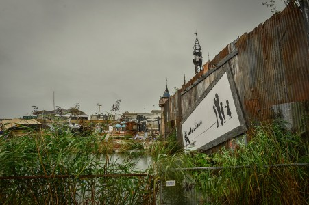 Dismaland- A Disneyland Like Park That Mocks The Decadence Of Our Society-25