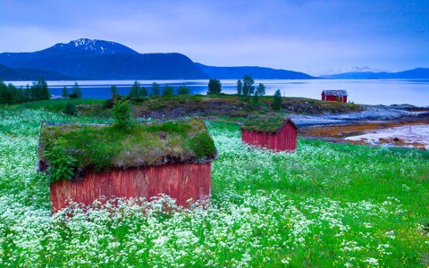 Fabulous Norwegian Buildings That will Transport You Straight Into A Fairy Tale-16