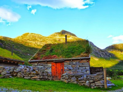 Fabulous Norwegian Buildings That will Transport You Straight Into A Fairy Tale-17
