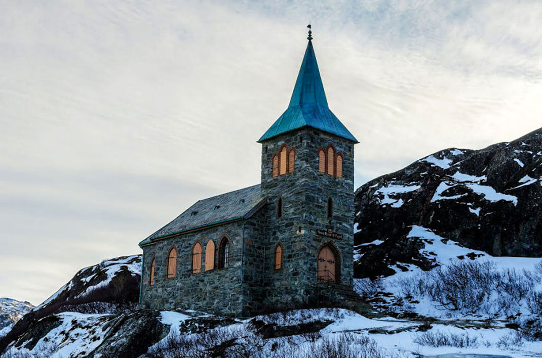 Fabulous Norwegian Buildings That will Transport You Straight Into A Fairy Tale-21