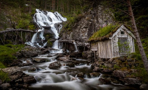 Fabulous Norwegian Buildings That will Transport You Straight Into A Fairy Tale-7
