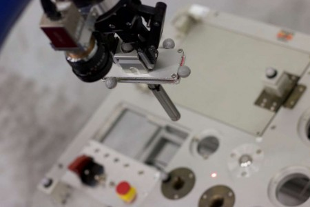 For The First Time An Astonaut On ISS Controls A High Precision Rover On Earth-1