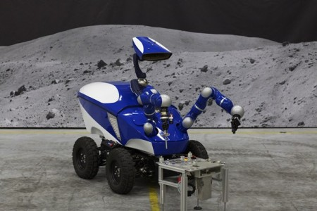For The First Time An Astonaut On ISS Controls A High Precision Rover On Earth-3