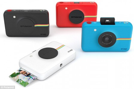 Polaroid Snap-This $99 Digital Camera Can Instantly Print Photos And Much More-