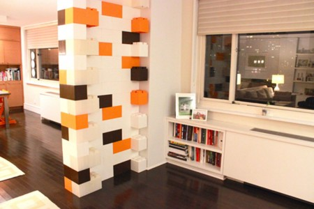 Use These Giant LEGO Bricks To Build Human Size Furniture And Erect Buildings-4