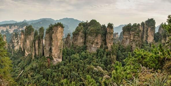 Canyon Wulingyuan