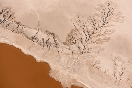 8. Koehn Lake, Mojave Desert, California