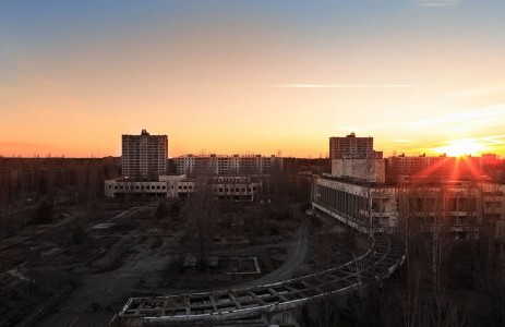 Enter The Scary Ruins Of Pripyat, Ghost Town 3 kilometers From Chernobyl-