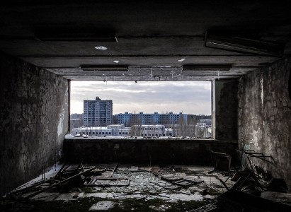 Enter The Scary Ruins Of Pripyat, Ghost Town 3 kilometers From Chernobyl-17