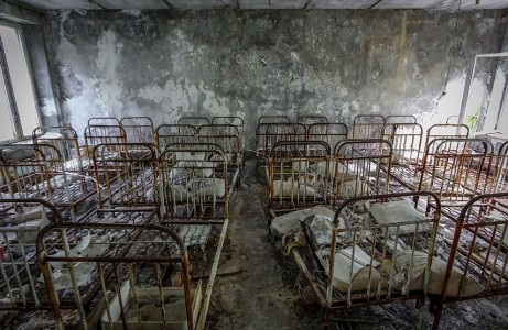 Enter The Scary Ruins Of Pripyat, Ghost Town 3 kilometers From Chernobyl-2
