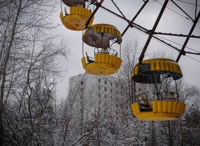Enter The Scary Ruins Of Pripyat, Ghost Town 3 kilometers From Chernobyl-20