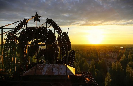 Enter The Scary Ruins Of Pripyat, Ghost Town 3 kilometers From Chernobyl-23