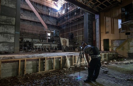 Enter The Scary Ruins Of Pripyat, Ghost Town 3 kilometers From Chernobyl-5