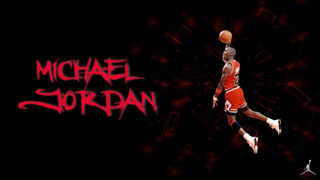 Jordan Logo Wallpaper