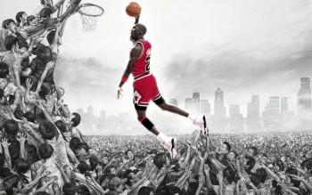 Jordan Logo Wallpaper