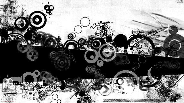 Cool Black And White Wallpapers Resolution 1920x1080-Desktop Backgrounds-