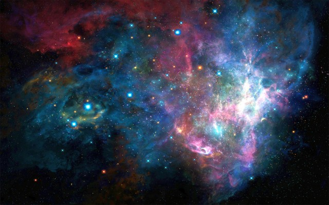 HD Galaxy Wallpaper shows beauty of space-11