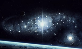 HD Galaxy Wallpaper shows beauty of space-13