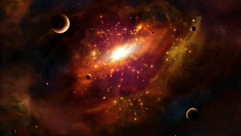 HD Galaxy Wallpaper shows beauty of space-14