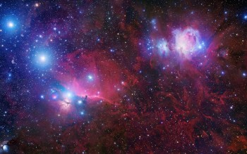 HD Galaxy Wallpaper shows beauty of space-18