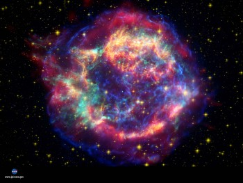 HD Galaxy Wallpaper shows beauty of space-2
