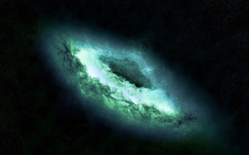 HD Galaxy Wallpaper shows beauty of space-23