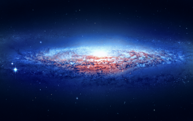 HD Galaxy Wallpaper shows beauty of space-33