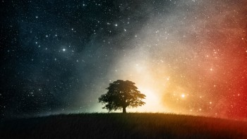 HD Galaxy Wallpaper shows beauty of space-34