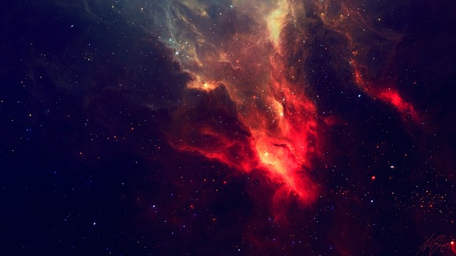 HD Galaxy Wallpaper shows beauty of space-4