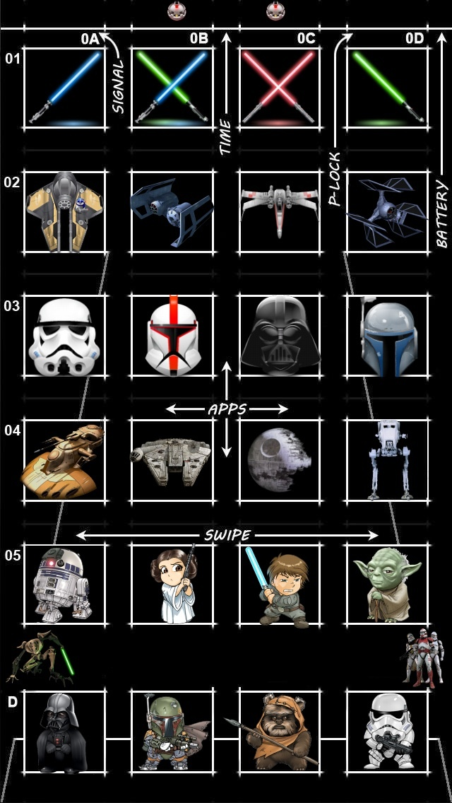 Star Wars iPhone Wallpapers For Free Download 640x1136 121