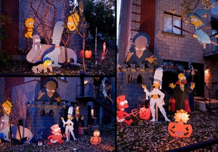 These Halloween Decorations Convert Homes Into Real Horror Meuseums-13