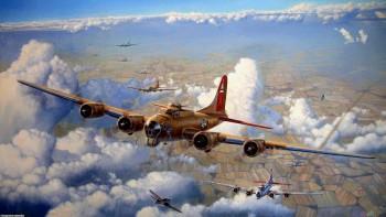 Airplane wallpaper-11