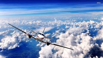 Airplane wallpaper-23